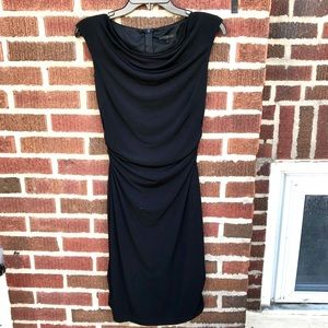 David Meister Dress with Sides Ruched